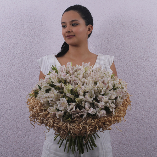Mega Bouquet de Alstros